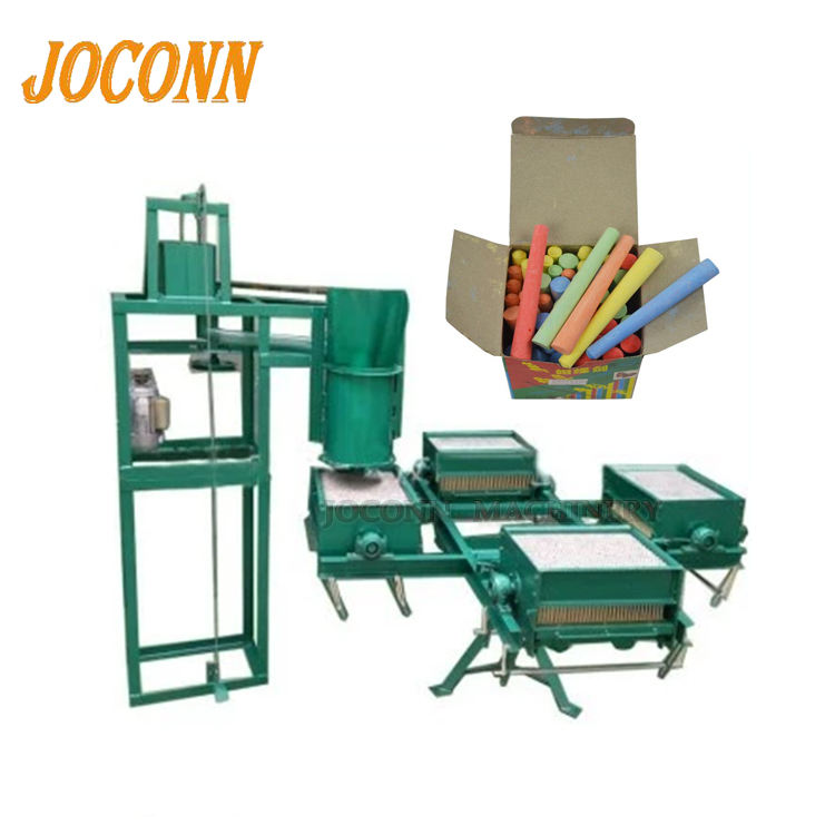 commercial chalk making machine china / school chalk moulding machine/ tailoring chalk making machine on hot sale