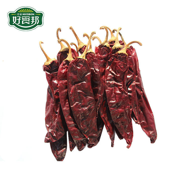 Sweet paprika dried red chili pepper wholesale with export price