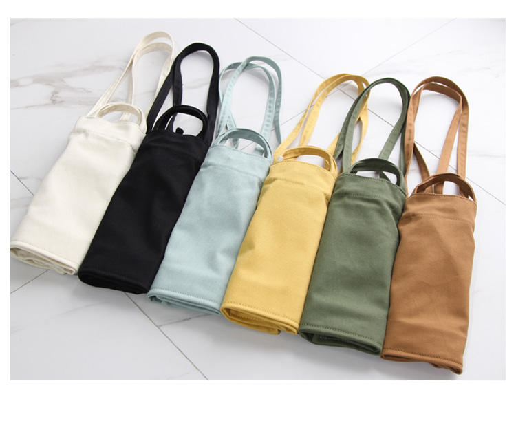 wholesale cotton bag multiple function canvas tote bag