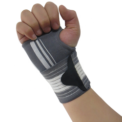 New Carpal Tunnel Protective Palm Elastic Gym Wrist Brace Support