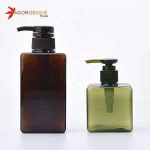 Pompa Sampo 500 Ml Shampoo Conditioner Lotion Botol Lotion Pompa