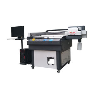 Hot Selling Uv Flatbed Printer Automatische Uv Printer 9060/6090