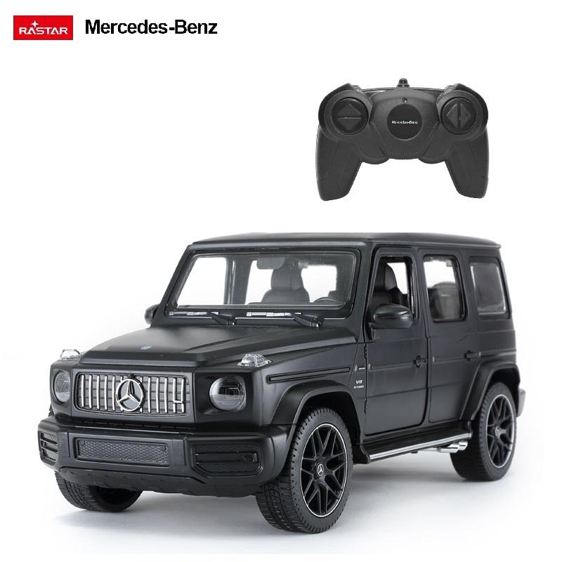 Mercedes Benz 1 24 scale hobby radio toy rastar 4wd model car rc with controller