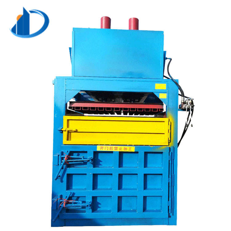hand operated clothes automatic waste paper baler