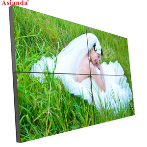 3x3 splicing screens DID LCD wall mount LCD Video Wall Commercial advertising Display for conference room