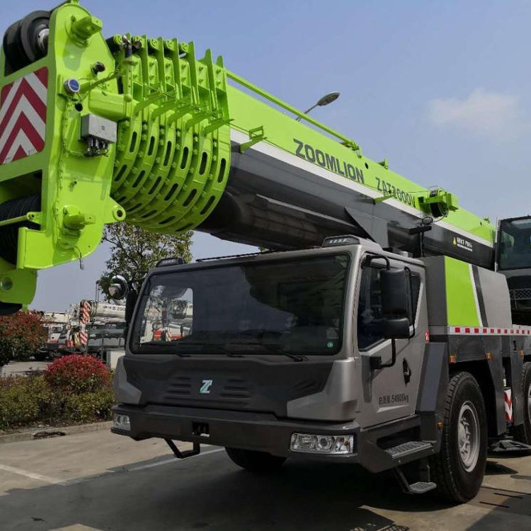 Zoomlion 200 tons All Terrain Crane ZAT2000V sale in Philippines