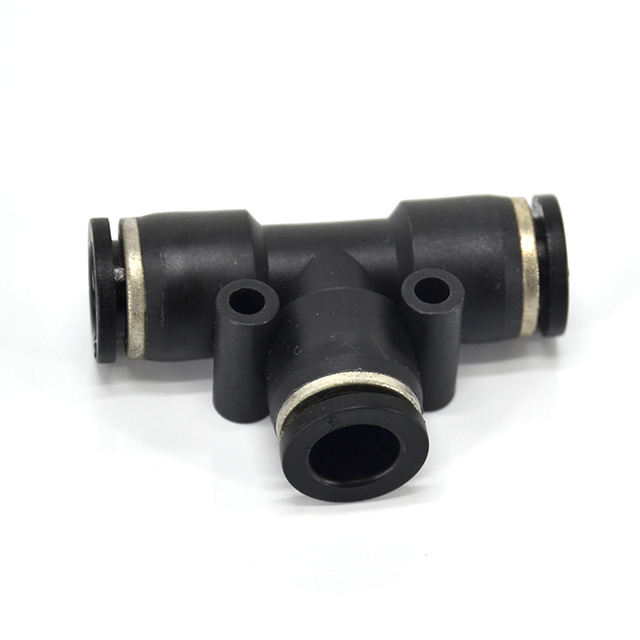 HONGQ Quick Connecting Tube Fittings HPE