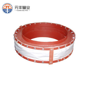 Belt Type Fabric Expansion Joint for Ducting   Flue Duct System