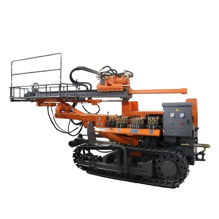 APCOM New Technology horizontal directional drilling rig machine Kaishan Anchorage anchoring anchor DTH drilling rig machine