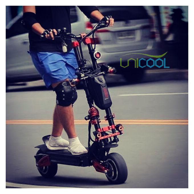 Unicool latest competitive zero 11x same type of scooter cool and fast e scooter foldable adult outdoor sports electric scooter