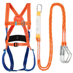 New Arrival Full-Body 5-Point Safety Harness Belt to Keep Safe Outdoor Fast Shipping