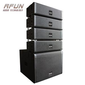 Competitive price active pa speaker array system with DSP