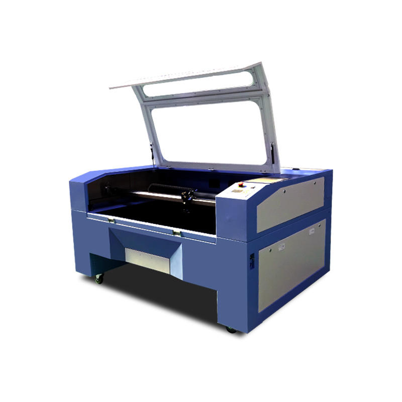 Blue Elephant New Model 1390 Hobby Wood Laser Engraving Machine for Rubber, Bamboo, Glass and Crystal