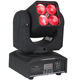 ADJ inno pocket 4*15W rgbw 4in1 with zoom wash mini led moving head light