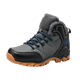 China outdoor waterproof hiking shoes boots men women for climbing