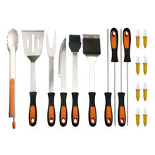 BBQ tools set with new design handle