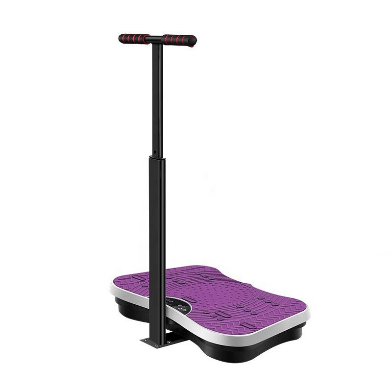 220V 200W Exercise Fitness Slim Vibration Machine Trainer Plate Platform Vibration Fitness Massager