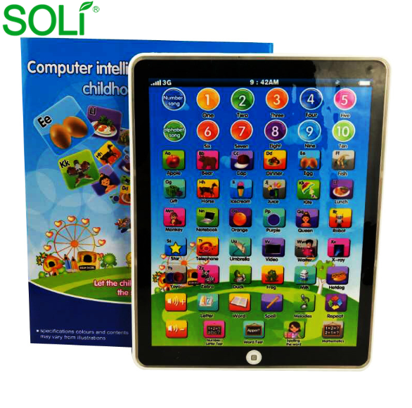 AliExpress Amazon Tablet Learning Pad Children Educational Early Reading Gift toy