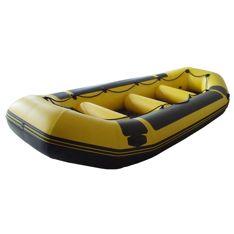 Cheap PVC Rafting Floating boat White Water Inflatable Raft Boat