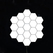 2020 New Idea Touch Sensor Smart Led Wall Light Led Hexagon Light White Color