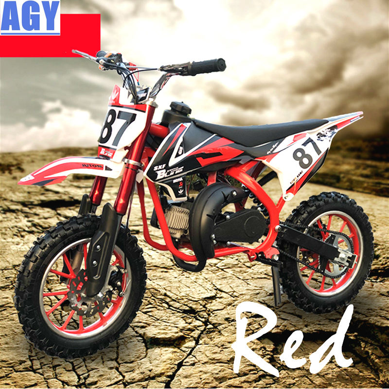 AGY aggressively and durable 50cc 49cc dirt bike