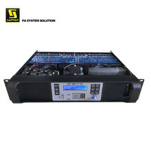 DSP-14K Sanway 2CH 14000W Digital DSP Audio Power Amplifier for Subwoofer