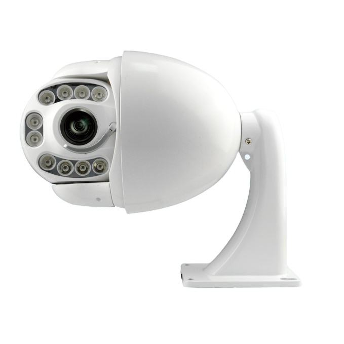 360 Degree Security 27X Outdoor CCTV IP 66 Housing IR TVI PTZ Dome Camera