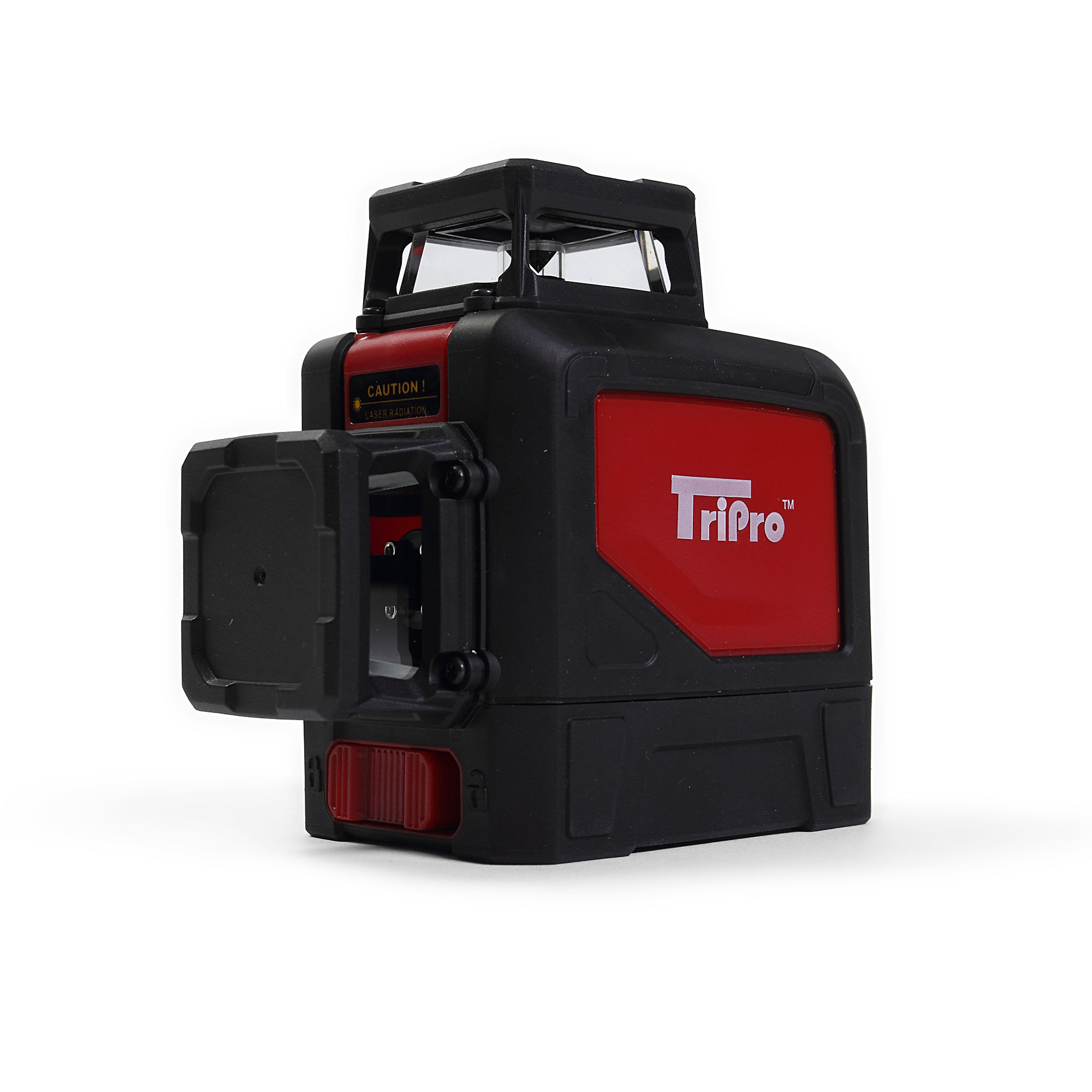 Tripro 3D 2x360 Self Leveling Rotary Cross Optional Tripod Receiver Detector Staff Laser Level