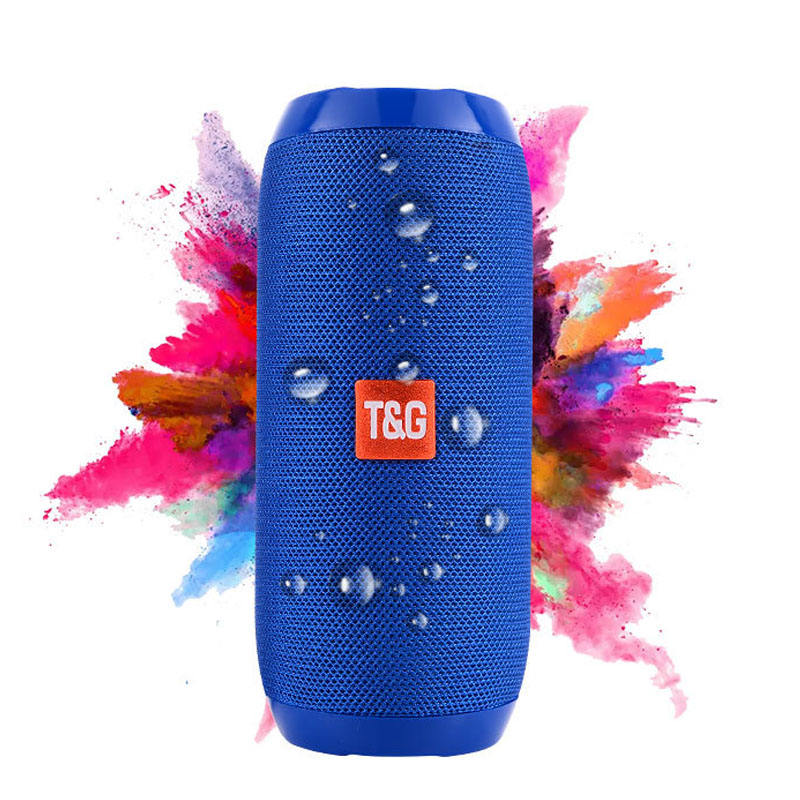 TG Parlantes Wireless,Outdoor Parlante de Msica Sports Altavoz IPX7 Waterproof Mini Wireless Portable T&G Speaker