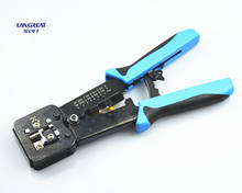 RJ45 network crimping  tool/ cable stripping plier
