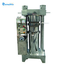 Trade Assurance Hydraulic Ginger Extraction Cooking Oil Manufacturing Manual Sunflower Olive Oil Press Machine For Sale