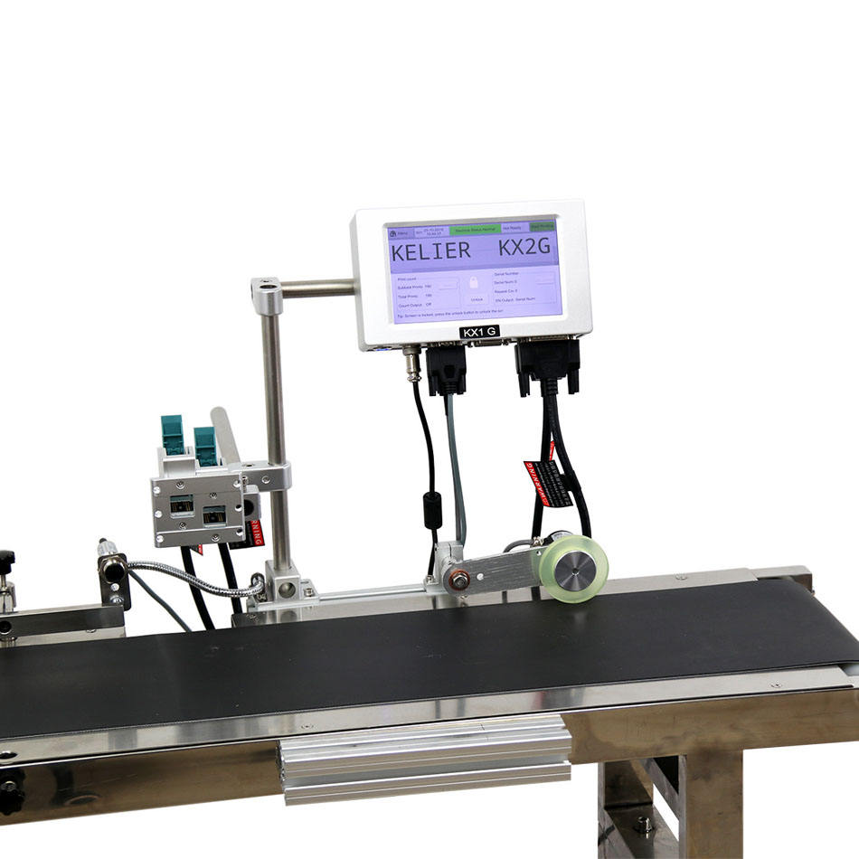 Manual batch coding machine bar code machine batch code printing machine inkjet printer online