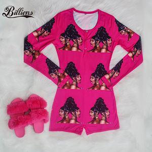 Billions Sexy Custom adult christmas onesie for women