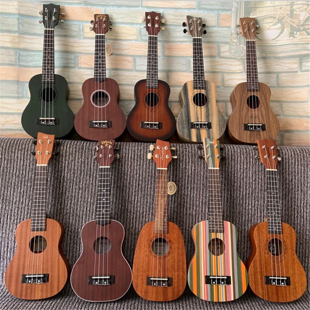 Wholesale Ukulele 21/23/26 Inch For Options Bulk Stock Small Guitar For Beginners