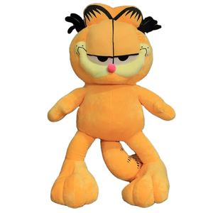 High-quality cartoon animal Garfield plush toy, professional customized company activity gifts promotion plush doll