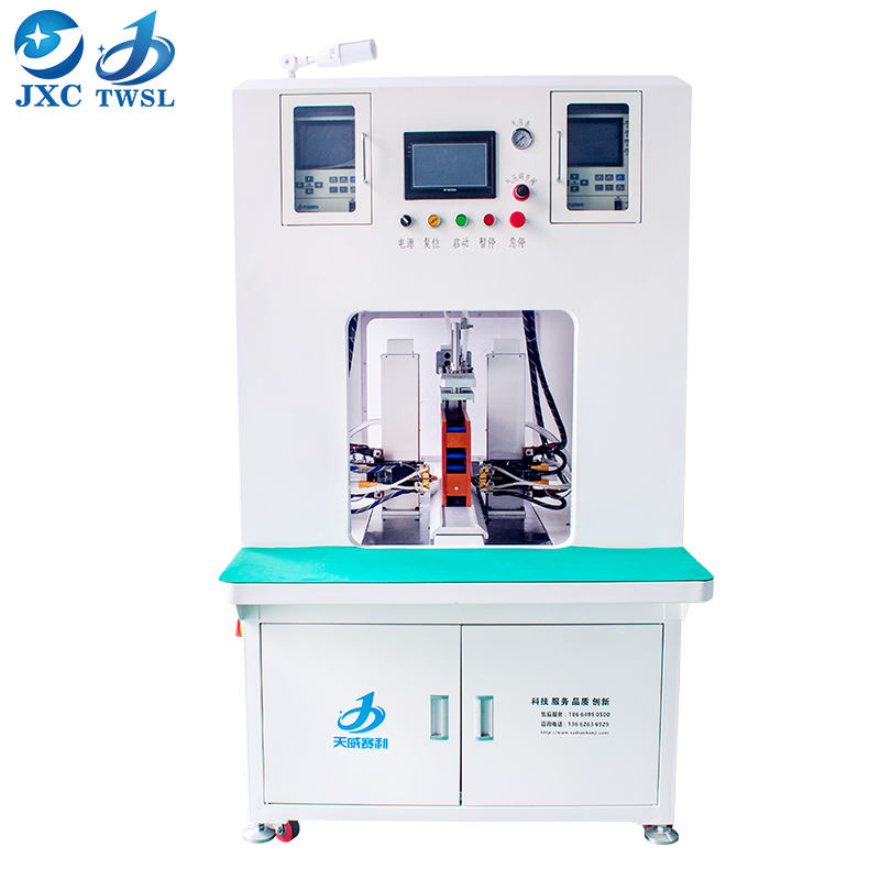 welding machine spot welding for batteries 21700/32650 /18650battery PACK making machine Auto Spot Welding Welder Machine