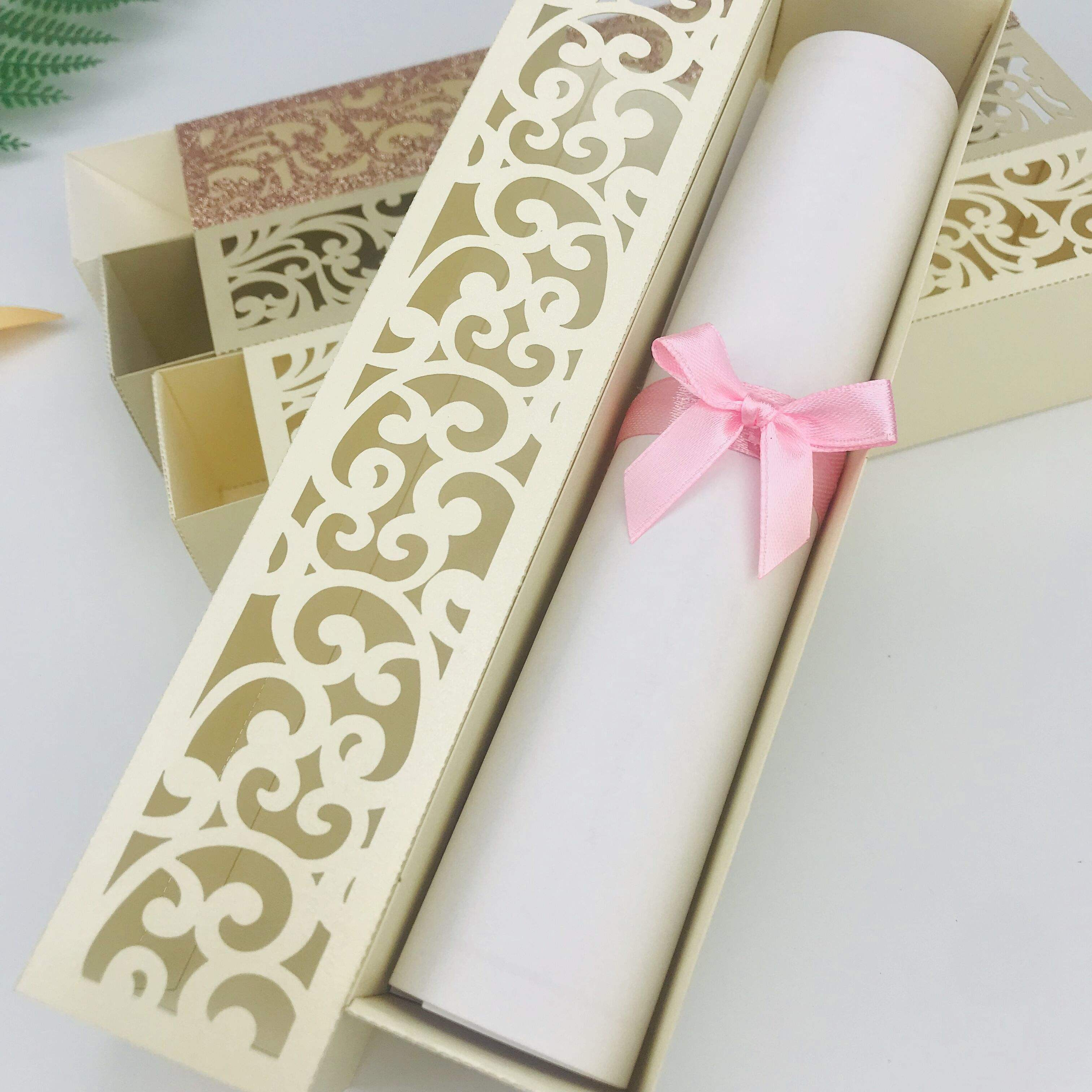 China Roll Wedding Invitation Card, China Roll Wedding Invitation Card  Manufacturers and Suppliers on Alibaba.com