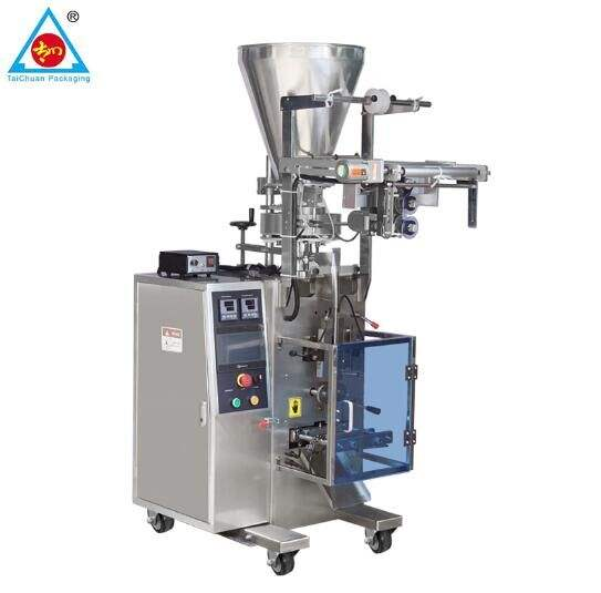 vertical packing machine sachet packaging machine for Dry Paprika Pepper Chili Flakes Chili powder