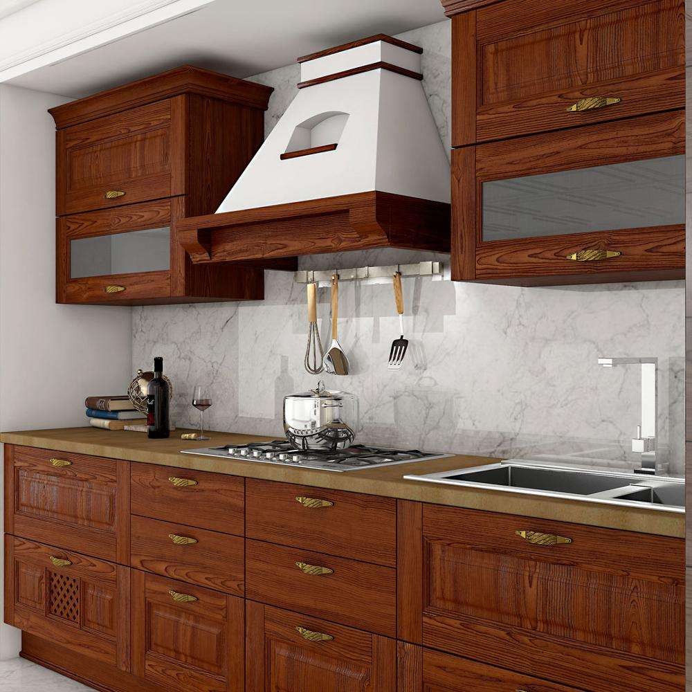 Export to Canada Shaker Style lacquer Kitchen Cabinet Furniture