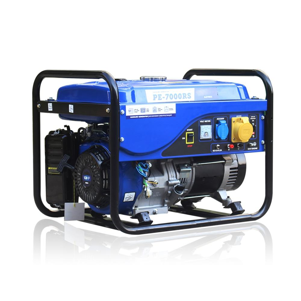 BISON China <span class=keywords><strong>5KW</strong></span> Tragbare honda Einphasig 6500 <span class=keywords><strong>Benzin</strong></span> <span class=keywords><strong>Generator</strong></span> 5kva honda <span class=keywords><strong>generator</strong></span> preise