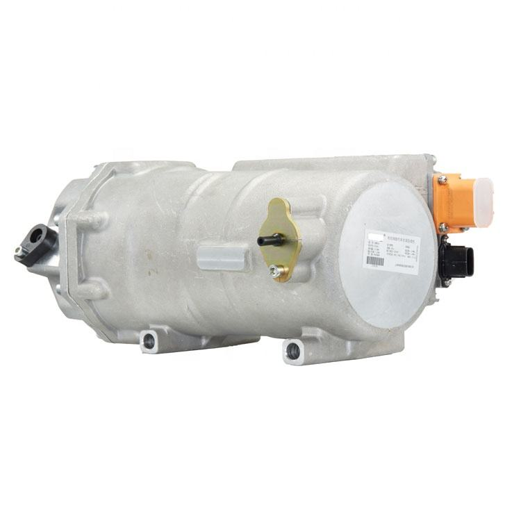 540 VDC electric scroll compressor for EV bus air conditioning and EV truck
