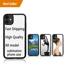 Factory wholesale high quality cheap aluminium Print picture sublimation phone cases tpu pc cover for iPhone12 pro max case