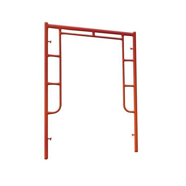 Construction Space Scaffolding 5' Scaffold Frame With Snap Lock Frame Scaffold