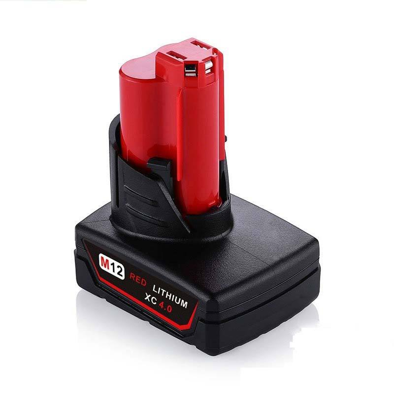 2020 Hot Sale 12V Batteries for Milwaukee Brand New Battery Case M12 Power Tools China Tool Battery For Milwaukee