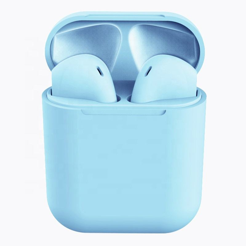 Lonvel Inpods 12 TWS Popup Touch Earphone Wireless Earbuds I12 Inpods 12 Macaron Colors ture wireless earbuds bluetooth 5.0