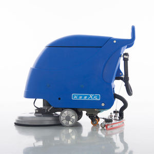 Most Excellent Quality Concrete Floor Cleaning Scrubber Machine