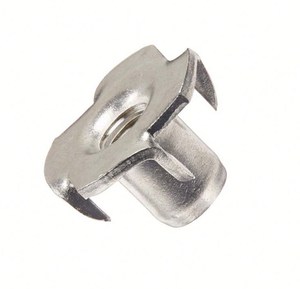 High Quality Chinese Factory of Four claw t nut  t nut  t-nut With Four Claws