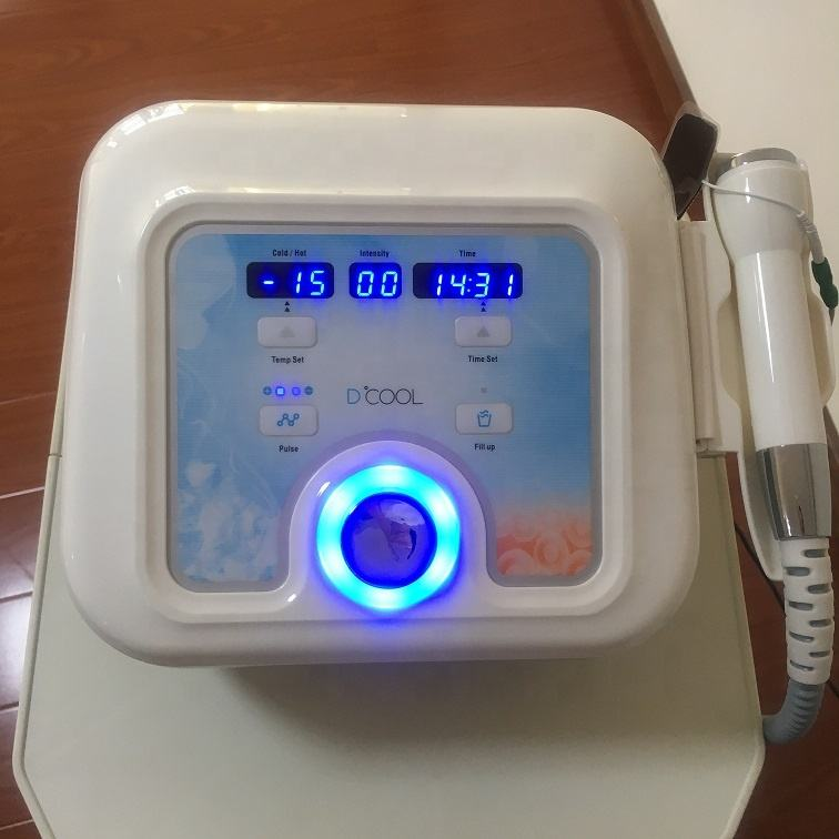D Cool Cryo-D'électroporation Pénétration Efficace et système de Soins
