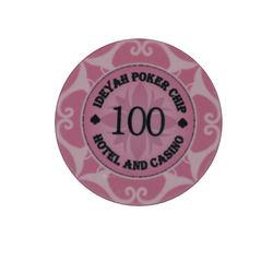 poker chip/ceramic poker chip/poker chip set