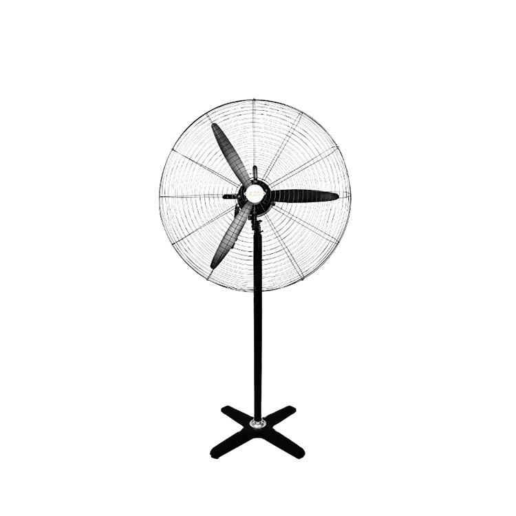 Kanasi 20 26 30 Inch Industrial Metal Electric Motor Plastic Blades Price Cheap Stand Fan